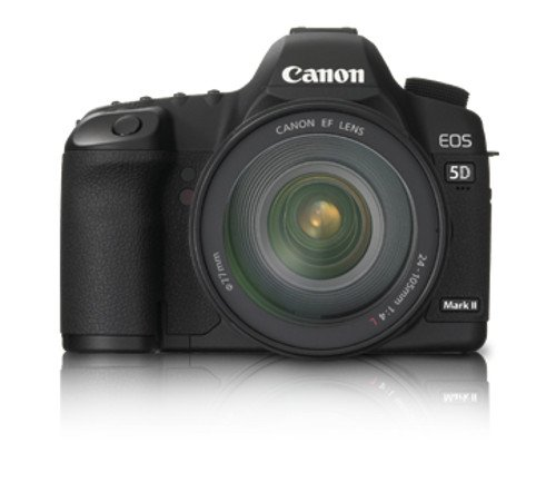 Canon EOS 5D Mark II - Cámara Réflex Digital 21.1 MP (Objetivo ...