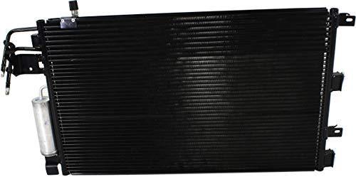 Kool Vue KVAC3672 A/A/C Condenser (2008-11 Ford Focus Auto Trans Models w/Oil...