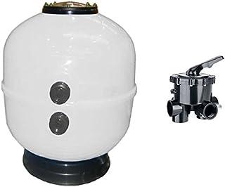 Astralpool Filtro Aster White 99- con Valvula (Ø 600)
