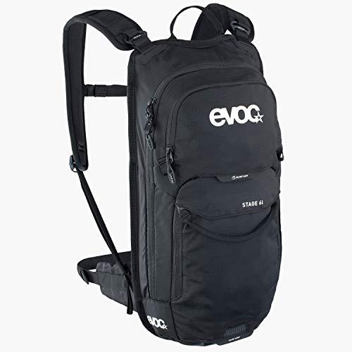 EVOC Performance Rucksack STAGE 6L, black, ONE SIZE, 7100208100