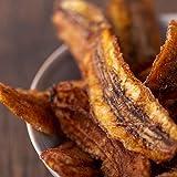 süssundclever.de® Minibananen getrocknet Bio | 1 kg | Premium Qualität: hochwertiges Naturprodukt | plastikfrei abgepackt in ökologisch-nachhaltiger Bio-Verpackung | Bananen - 7
