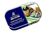 Officer - Mousse de Higado de Bacalao - Cod Liver Paté - Delicioso y Listo para Servir - 115