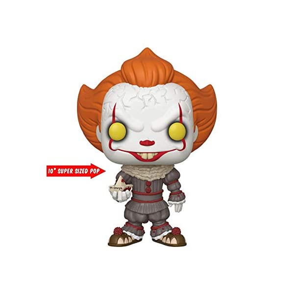 "Funko Pop! Movies: It: Chapter 2- 10"" Pennywise w/ Boat 1"