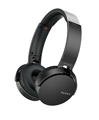 Sony MDR-XB650BT Casque Bluetooth Extra Bass sans fil - Noir