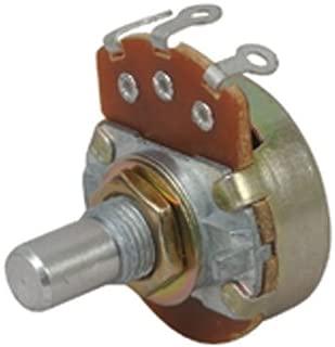 Taiwan Alpha Electronic RV24AF-10-15R1-A14 Audio Taper Potentiometer, 10K Ohm, 250V, 1/4W, 0.945