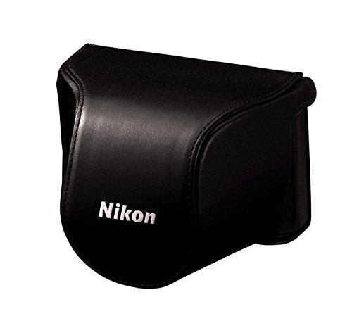 Nikon CB-N2000SA Schwarz - Kamerataschen/-Koffer (Nikon 1 J1, Schwarz)