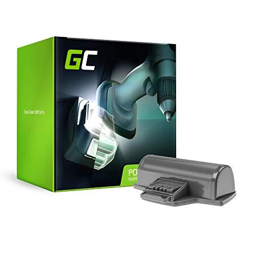 GC® (2.5Ah 3.7V Li-Ion Panasonic Zellen) 2.633-116.0 2.633-123.0 4.633-083.0 Akku für Karcher Fenstersauger WV 5 Plus/Premium/Premium Home Line 1.633-440.0 1.633-443.0 1.633-447.0 Werkzeug Ersatzakku