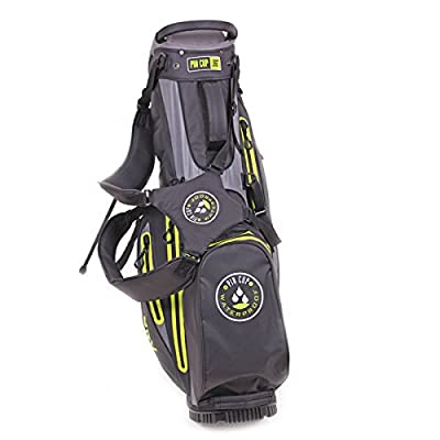 PINCUP Golf-Bag Lime Star