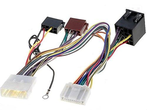 Câble adaptateur iSO pour parrot nissan navara