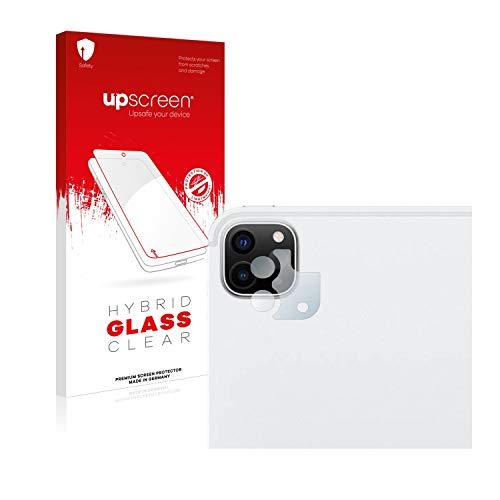 upscreen Hybrid Glass Panzerglas Schutzfolie kompatibel mit Apple iPad Pro WiFi 12.9