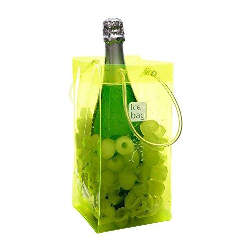 Ice-Bag Yellow gelb - Weinkühler - Sektkühler - Flaschenkühler - 0,5 mm