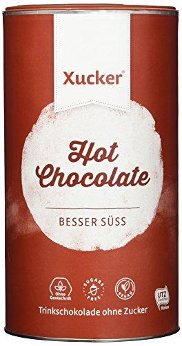 Schokopulver für heiße Schokolade