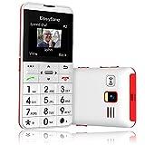 Easyfone Prime-A7 GSM Seniorenhandy ohne Vertrag, 2,0 Zoll