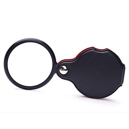 Glass Magnifying Lens for Solar Fire Starting