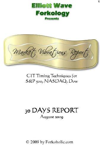 Market Vibrations Report S&P500 October 2009 (English Edition)