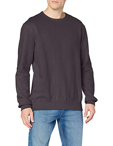 Stedman Apparel Active Sweatshirt/ST5620 Sweat-Shirt, Gris Ardoise, XXL Homme