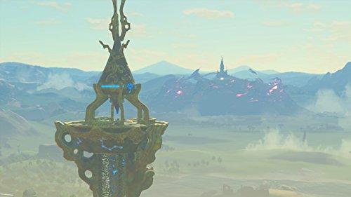 任天堂『ゼルダの伝説ブレスオブザワイルド[WiiU]』