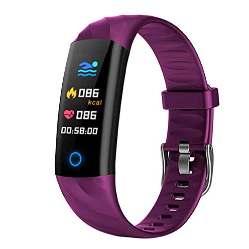 joyliveCY Kids Fitness Tracker With Heart Rate Monitor, Activity Tracker Watch With Blood Oxygen Sleep Mode Alarm Clock, IP68 Waterproof Swim Pedometer Stopwatch Calorie Call SMS SNS Boys Girls Gifts