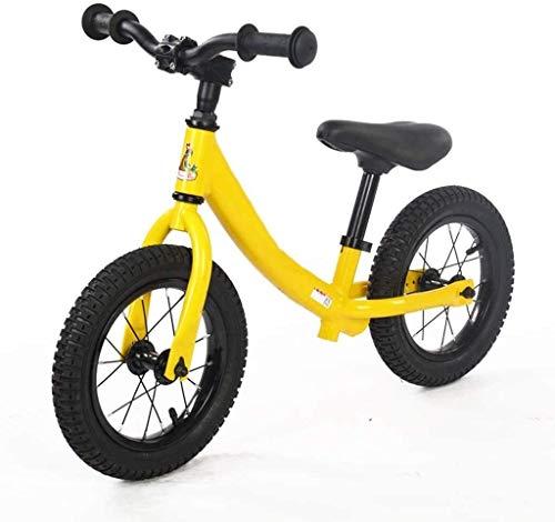 2021 Nuevo Triciclo Triciclo para Niños Bicicleta de Equilibrio Ligero Niños 1-3-6 Años Equilibrio Coche Bebé Deslizador Coche Niños Yo Coche Sin Pedal Scooter Bebé Triciclo Cochecito Silla de Empuje