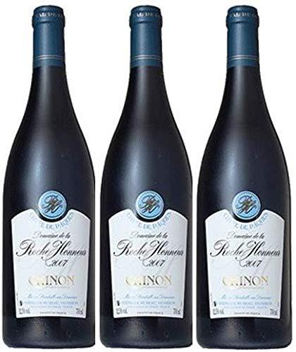 Chinon Bio 2020 - Vino Tinto AOC en lote de 3 botellas de 75cl.