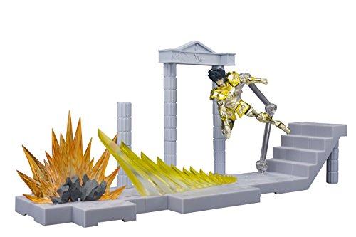 BANDAI BAN14785 D.Panoramation Excalibur en el Palacio de la Cabra de Roca Capricornio Shura-Saint Seiya Figura de acción