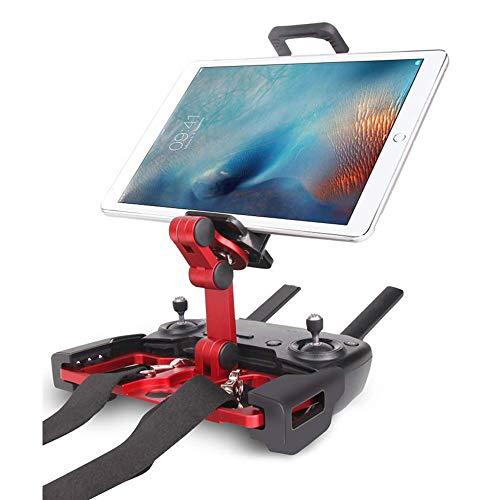 Flycoo - Soporte plegable portátil CNC para tablet y correa para DJI...