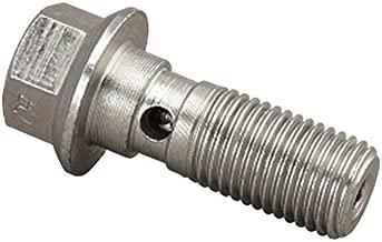 BrakeQuip BQ8076 Banjo Bolt - M8 x 1.0 x 17 mm L