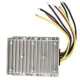 WNSC Regulador De Voltaje De CC, Módulo De Refuerzo A Prueba De Golpes Estable Impermeable para Luces LED para Impresoras para Módems ADSL para Cámaras De Vigilancia