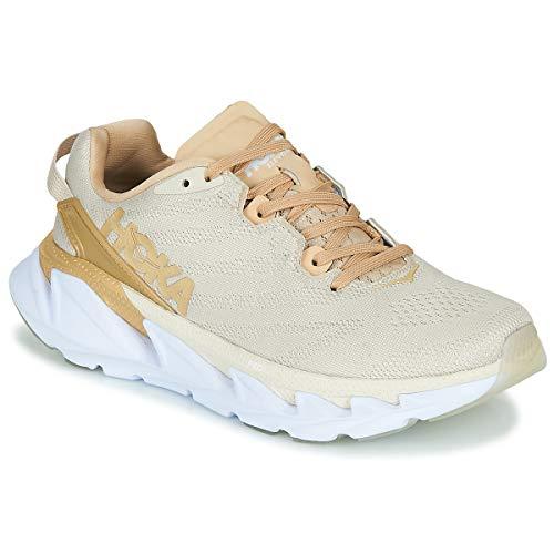 Hoka One One Elevon 2 Zapatillas Moda Mujeres Beige/Bronce - 41 1/3 - Zapatillas Bajas Shoes