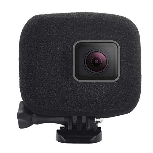 Camera Bag BZN Cas de Pare-Brise Mousse de logement for GoPro HERO7 Noir / 6/5 (Noir) (Couleur : Black)