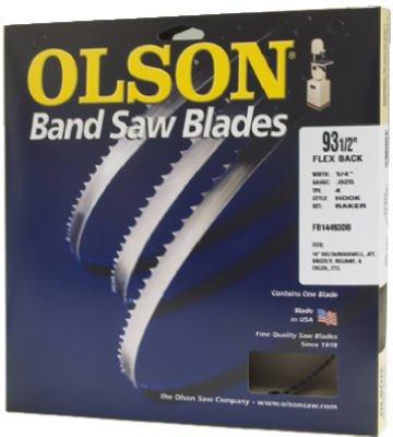 Olson Band Saw Discount mail order Blade Hard Edge 80
