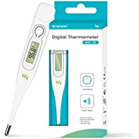 Femometer Medical Oral Underarm Rectal Temperature Thermometer