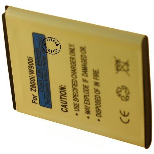 Otech bateria Compatible para Sony Ericsson Z610I