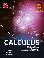 Calculus B.A./B.Sc.(Hons.) Semester-I Odisha University (2020-21) Examination