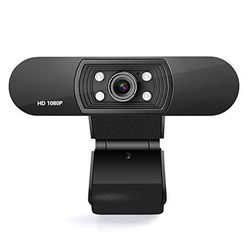 HD Webcam 1080P Web camera met ingebouwde microfoon Laptop USB PC Webcam Recording Pro Video voor Video Conferencing YouTube Live Class Streaming