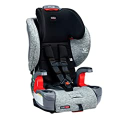 Trusted quality, upgraded design: looking for frontier? Grow with you click tight is our newest harness to booster car seat Install confidently: with click tight, you know it's right in just 3 easy steps. Open, thread & buckle, close 2 in 1 booster s...