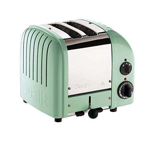 Dualit 27160 NewGen Toaster, Mint Green [並行輸入品]