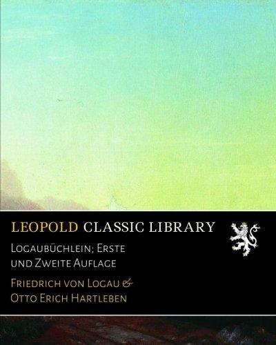 Logaubüchlein; Erste und Zweite Auflage