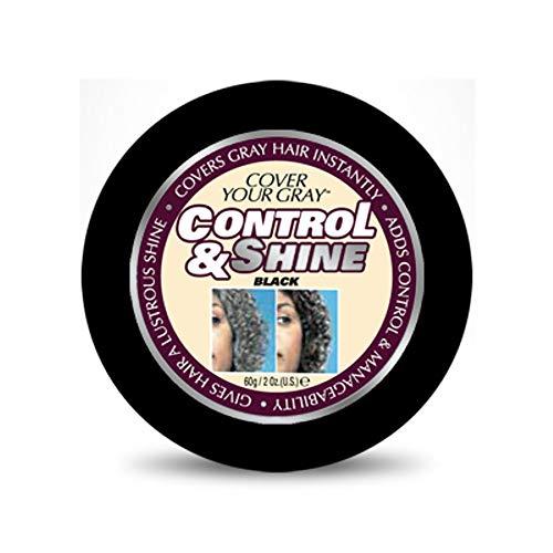 Cover Your Gray contrôle &éclatant Noir 35g
