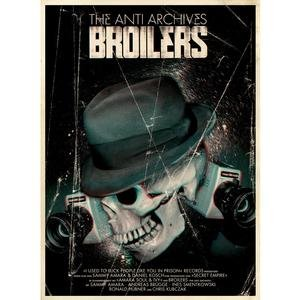 Broilers - The Anti Archives (Limitierte Edition) [Limited Deluxe Edition] [2 DVDs]
