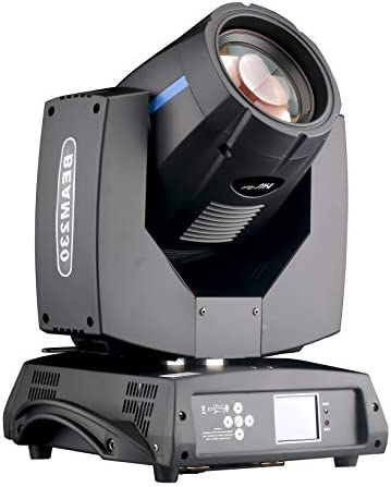 7R 230W Beam Stage Moving Head Light 14 Gobos and 14 Colors rainbow effect DMX512 Control for product image