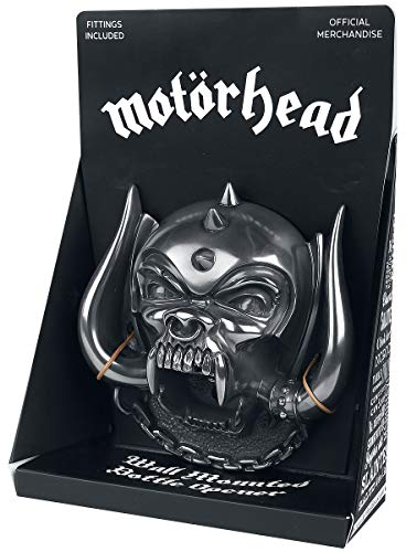 Motörhead Snaggletooth Unisex Flaschenöffner Standard Resin Alkohol & Party, Band-Merch, Bands