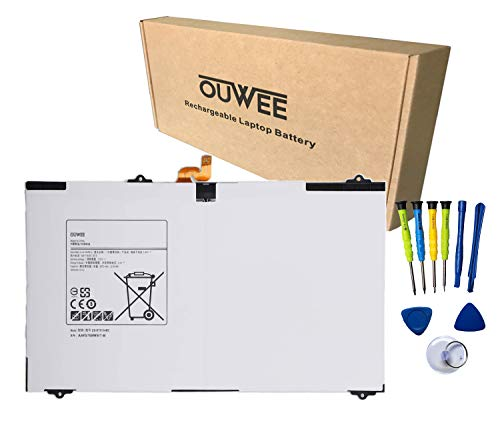OUWEE EB-BT810ABE Tablet Battery Compatible with Samsung Galaxy Tab S2 9.7 LTE-A SM-T810 SM-T813...