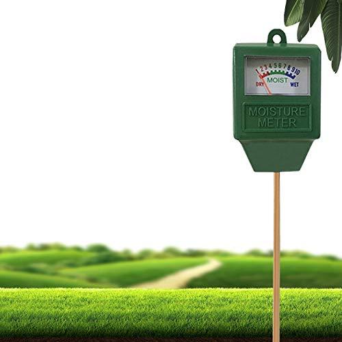UOEIDOSB 3 en 1 Humedad del Suelo Digital luz del Sol PH Metro del probador de Plantas Flores Acidez Medición de Humedad del jardín Metros Herramientas PH