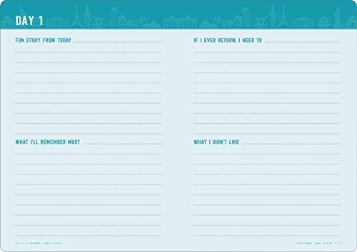 Travel Checklist Journal (Travel Planner Journal) - 416zfDLWM8L