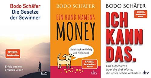 Die Gesetze der Gewinner/Ein Hund namens Money/Ich kann das + 1 exklusives Postkartenset