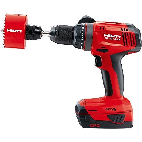 Hilti SF 6H-A22 Lithium-Ion 1/2 in. Cordless Hammer Drill Driver (Tool Body Only)
