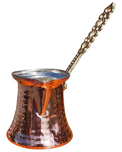 Cezve klein No. 3 - Mokkakanne - Milchkanne aus Kupfer (ca. 200ml Volumen)