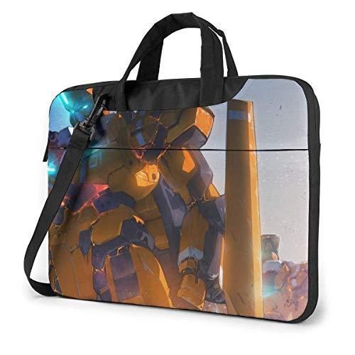 Anime Aldnoah.Zero Laptop Sleeve Laptop Bag Tablet Briefcase Ultraportable Protective Handbag Oxford Cloth-for MacBook Pro/MacBook Air/Notebook Computer 15.6 Inch