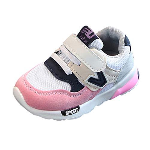 FRAUIT kinderen jongens meisjes sneaker babyschoenen turnschoenen sportschoen jongens loopschoenen meisjes kribbe schoenen kruipschoenen strepen-casual wandelschoenen